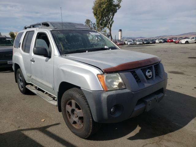 Vehiculos salvage en venta de Copart Martinez, CA: 2005 Nissan Xterra OFF