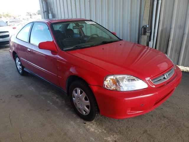 Honda Civic salvage cars for sale: 2000 Honda Civic