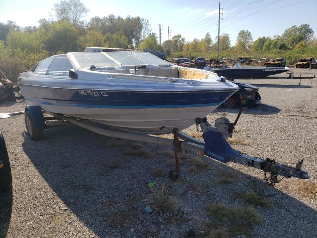 Bayliner salvage cars for sale: 1989 Bayliner Boat