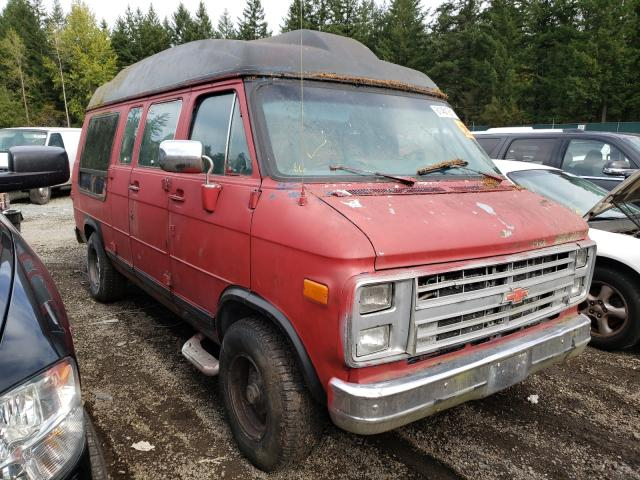 1986 Chevrolet G20 for sale in Graham, WA