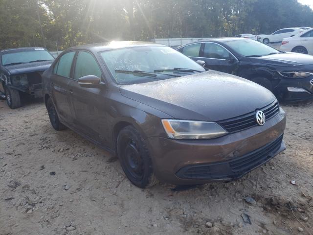 Vehiculos salvage en venta de Copart Austell, GA: 2014 Volkswagen Jetta SE