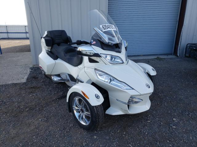 Can-Am salvage cars for sale: 2012 Can-Am Spyder ROA