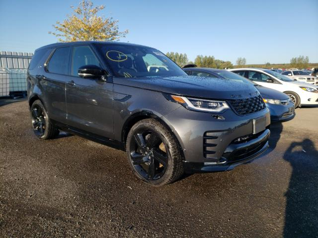 Land Rover Discovery salvage cars for sale: 2022 Land Rover Discovery