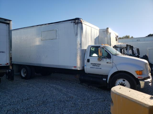 Salvage cars for sale from Copart Memphis, TN: 2006 Ford F650 Super