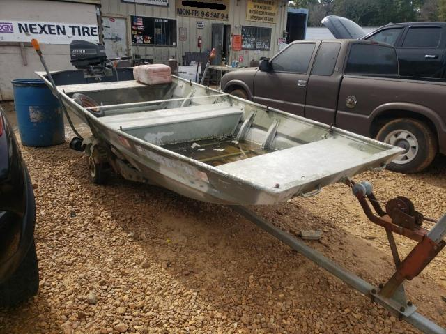 Boat salvage cars for sale: 1985 Boat W Trailer