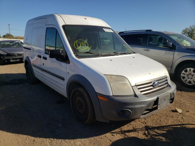 Salvage cars for sale from Copart Columbia Station, OH: 2011 Ford Transit CO