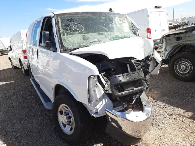 Salvage cars for sale from Copart Phoenix, AZ: 2020 Chevrolet Express G2