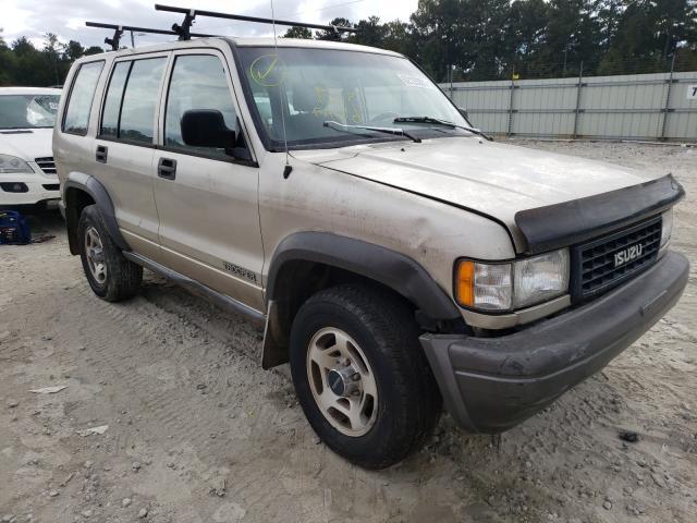 Isuzu salvage cars for sale: 1996 Isuzu Trooper S