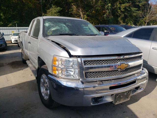 Salvage cars for sale from Copart Glassboro, NJ: 2013 Chevrolet Silverado