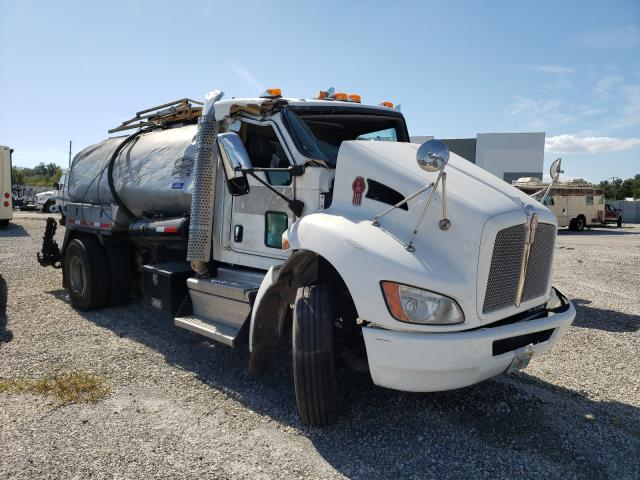 Salvage cars for sale from Copart Apopka, FL: 2018 Kenworth Construction