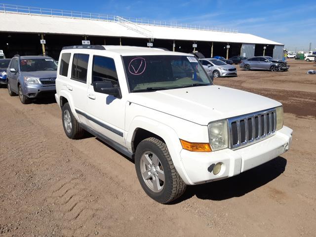Salvage cars for sale at Phoenix, AZ auction: 2008 Jeep Commander