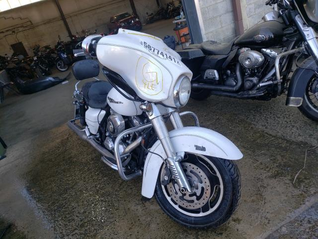 Salvage motorcycles for sale at Windsor, NJ auction: 2008 Harley-Davidson Flhx