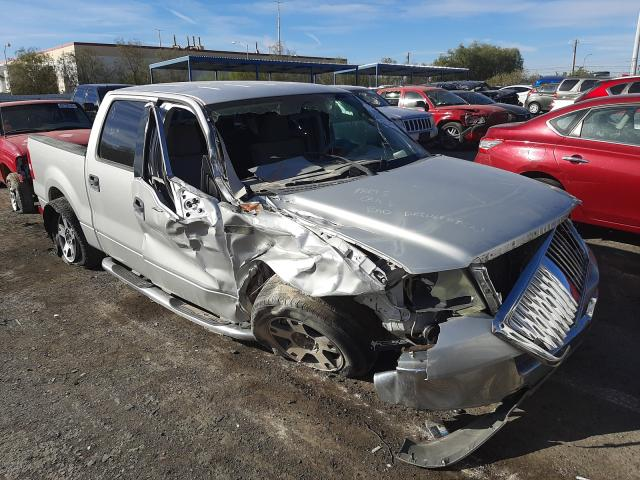 Salvage cars for sale from Copart Las Vegas, NV: 2004 Ford F150 Super