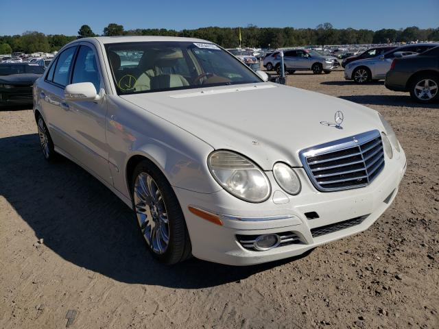 Salvage cars for sale at Conway, AR auction: 2008 Mercedes-Benz E 350