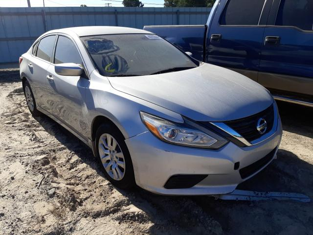 Salvage cars for sale at Conway, AR auction: 2016 Nissan Altima 2.5