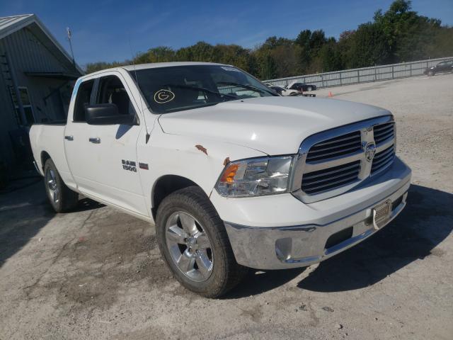 Salvage cars for sale at Prairie Grove, AR auction: 2015 Dodge RAM 1500 SLT