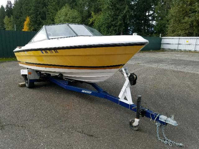 Bayliner salvage cars for sale: 1979 Bayliner Boat