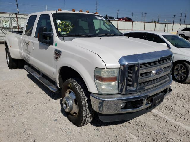 Salvage cars for sale from Copart Haslet, TX: 2010 Ford F350 Super