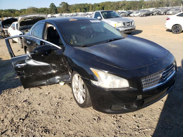 Salvage cars for sale at Conway, AR auction: 2009 Nissan Maxima S