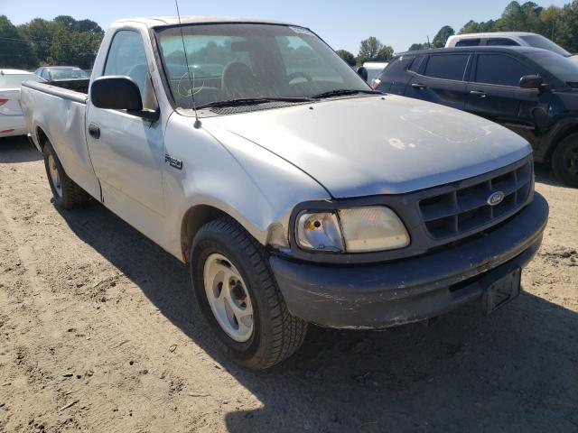 Salvage cars for sale at Conway, AR auction: 1998 Ford F150