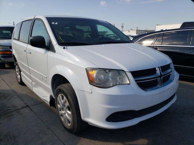 2014 Dodge Grand Caravan en venta en Grand Prairie, TX