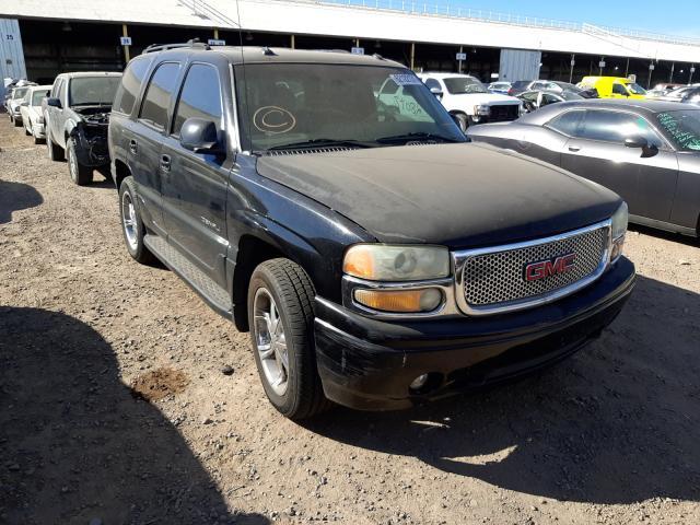 Salvage cars for sale at Phoenix, AZ auction: 2003 GMC Yukon Dena