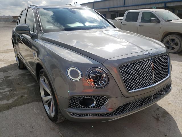 2018 Bentley Bentayga en venta en Houston, TX