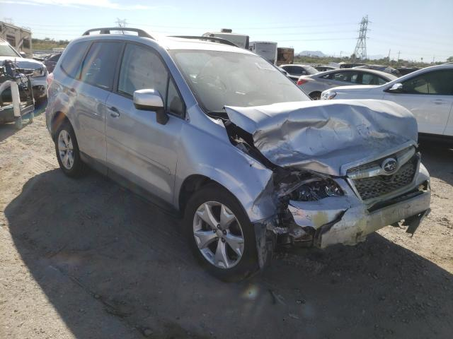 Subaru salvage cars for sale: 2015 Subaru Forester 2