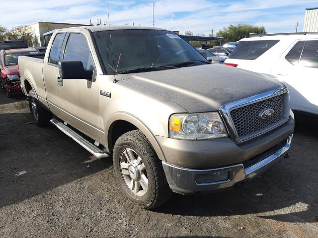 Salvage cars for sale from Copart Las Vegas, NV: 2004 Ford F150