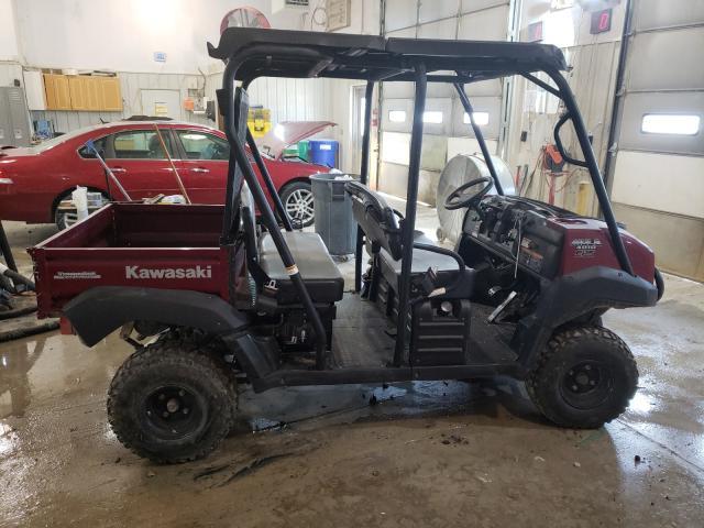 Vehiculos salvage en venta de Copart Columbia, MO: 2020 Kawasaki KAF620 R