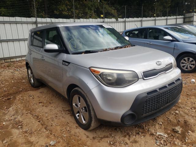 Vehiculos salvage en venta de Copart Austell, GA: 2015 KIA Soul