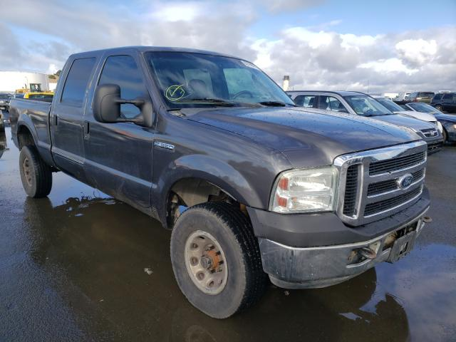 Salvage cars for sale from Copart Martinez, CA: 2003 Ford F350 SRW S