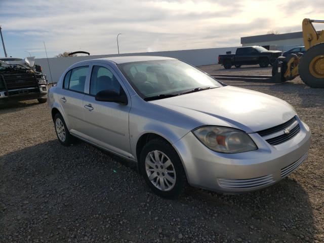 Vehiculos salvage en venta de Copart Bismarck, ND: 2009 Chevrolet Cobalt LS