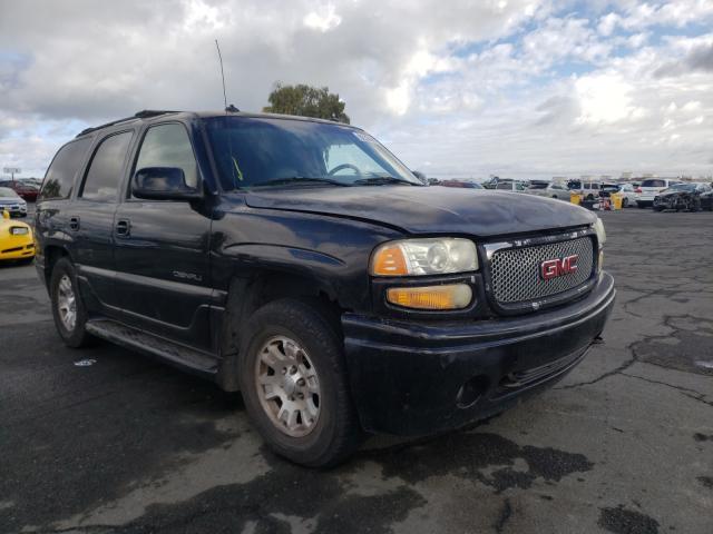 Vehiculos salvage en venta de Copart Martinez, CA: 2003 GMC Yukon Dena