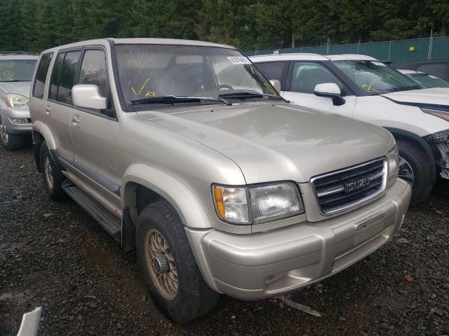 Isuzu salvage cars for sale: 1999 Isuzu Trooper S