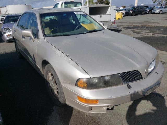 Vehiculos salvage en venta de Copart Martinez, CA: 2003 Mitsubishi Diamante L