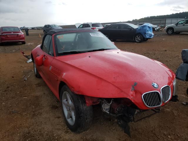 1998 BMW Z3 2.8 en venta en Longview, TX