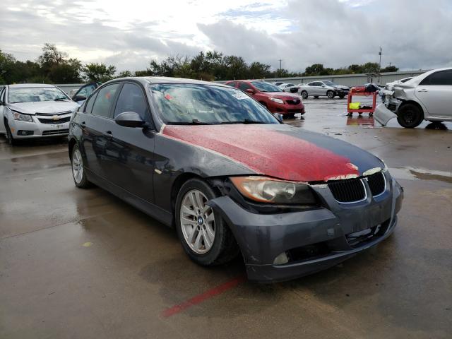 Vehiculos salvage en venta de Copart Wilmer, TX: 2006 BMW 325 I