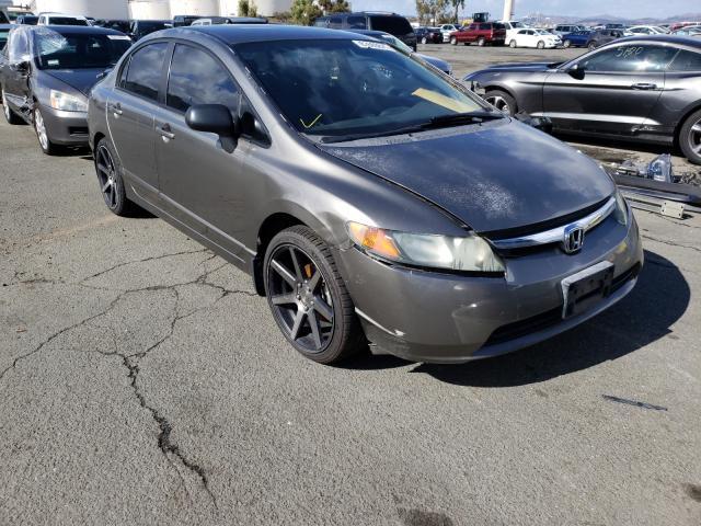 Vehiculos salvage en venta de Copart Martinez, CA: 2006 Honda Civic LX