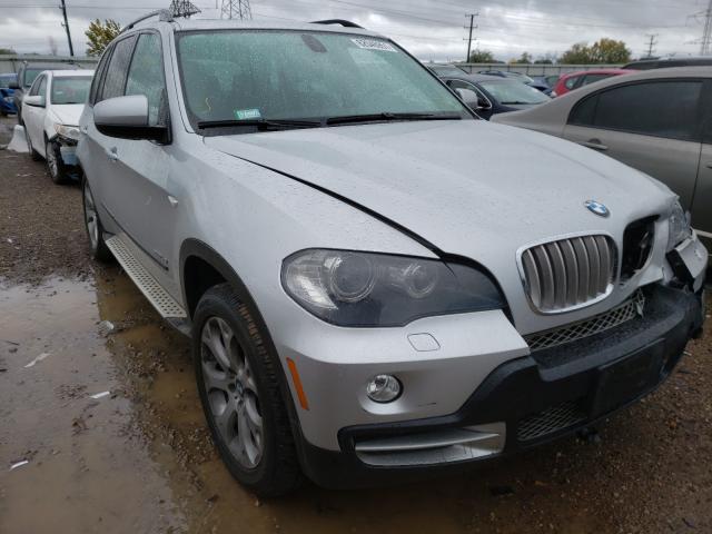 BMW Vehiculos salvage en venta: 2009 BMW X5 XDRIVE4