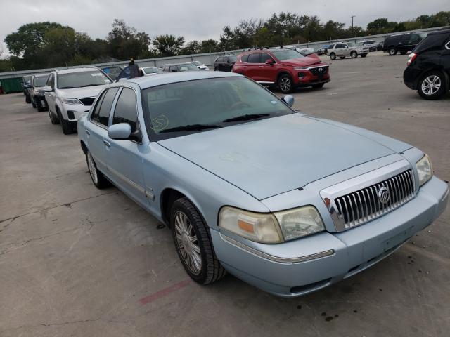 Vehiculos salvage en venta de Copart Wilmer, TX: 2009 Mercury Grand Marq