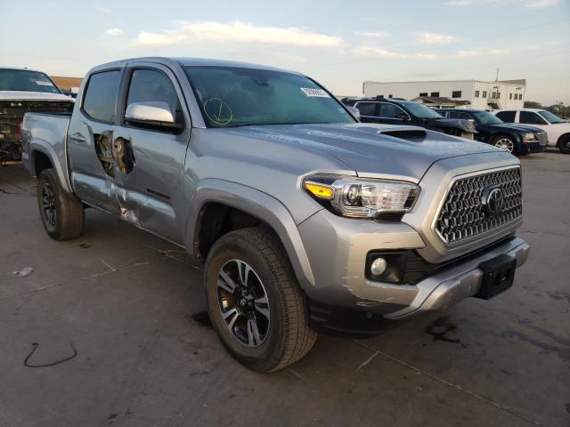 2018 Toyota Tacoma DOU en venta en Grand Prairie, TX