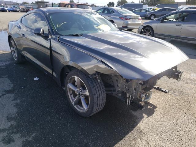 Vehiculos salvage en venta de Copart Martinez, CA: 2017 Ford Mustang