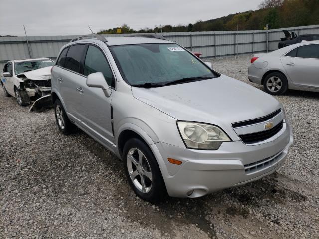 Salvage cars for sale at Prairie Grove, AR auction: 2013 Chevrolet Captiva LT