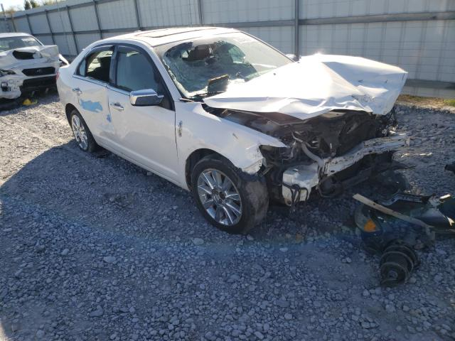 Salvage cars for sale at Prairie Grove, AR auction: 2010 Lincoln MKZ