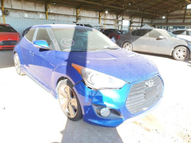 Salvage cars for sale at Phoenix, AZ auction: 2013 Hyundai Veloster T