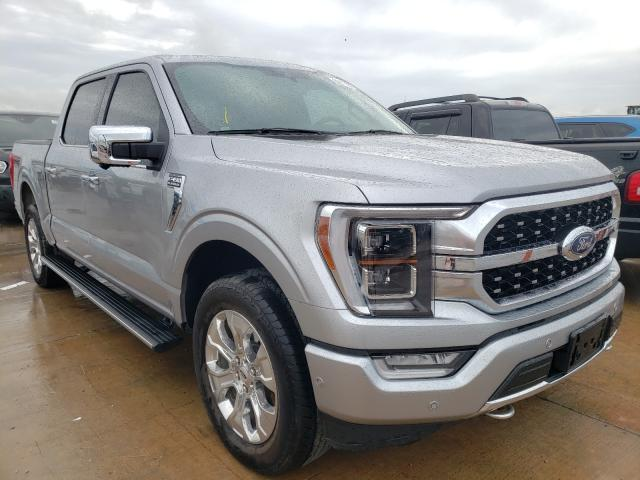 2021 Ford F150 Super en venta en Grand Prairie, TX