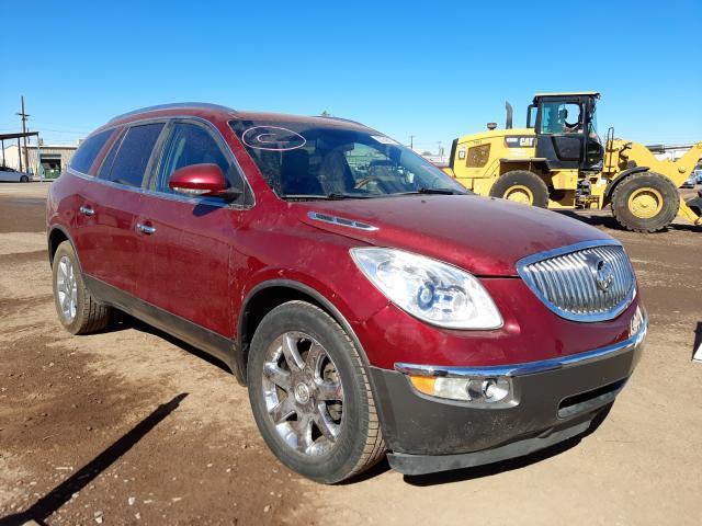 Salvage cars for sale at Phoenix, AZ auction: 2009 Buick Enclave CX