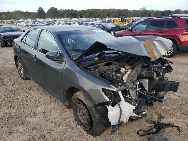 Salvage cars for sale at Conway, AR auction: 2014 Toyota Camry L