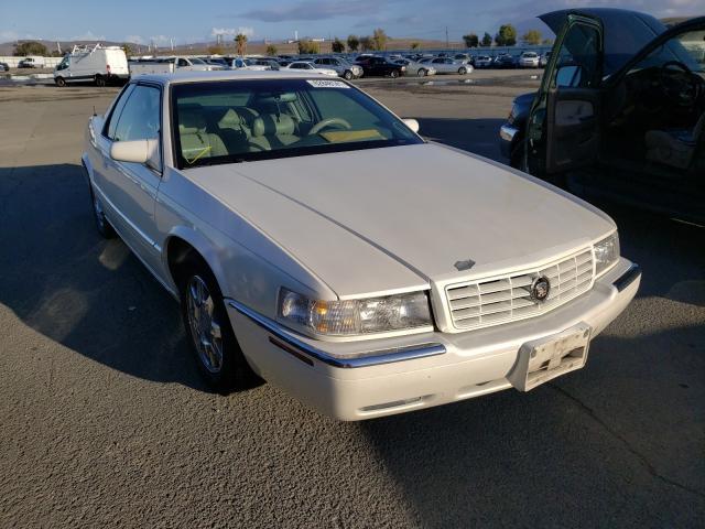 Vehiculos salvage en venta de Copart Martinez, CA: 1997 Cadillac Eldorado T